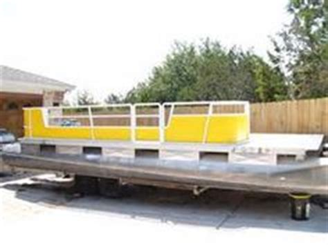 pontoon paint diy removable seats for pontoon boat yahoo image