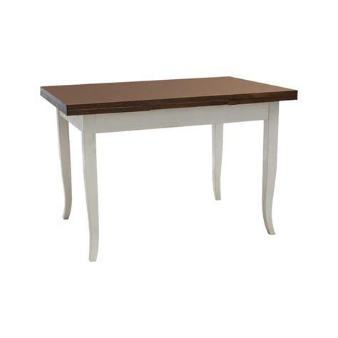 tavolo bianco cucina tavolo da cucina in legno allungabile shabby chic mod