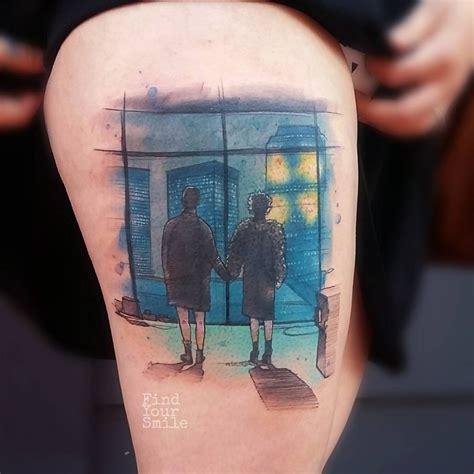 fight club tattoos 59 brilliant reasons to get watercolor tattoos tattoomagz