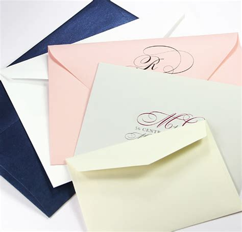 Wedding Invitations And Envelopes by Wedding Envelopes Wedding Invitation Envelopes
