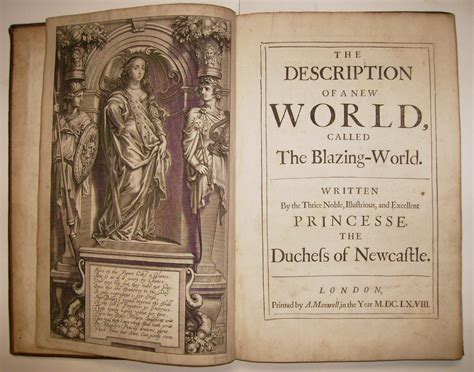 the blazing world books the blazing world of margaret cavendish andrew liptak