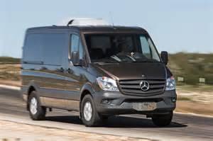 Mercedes Sprinter 2014 Price 2014 Mercedes Sprinter 2500 2 1l Front Three Quarters
