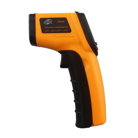 Infrared Thermometer Gm320 Termometer gm320 non contact digital infrared thermometer ir laser