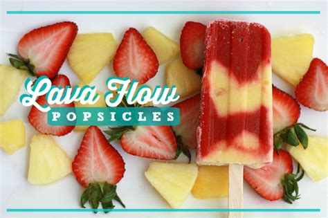 Fridays Fresh Tasty Pop Noshables by Lava Flow Popsicles Paleo Vegan One Lovely