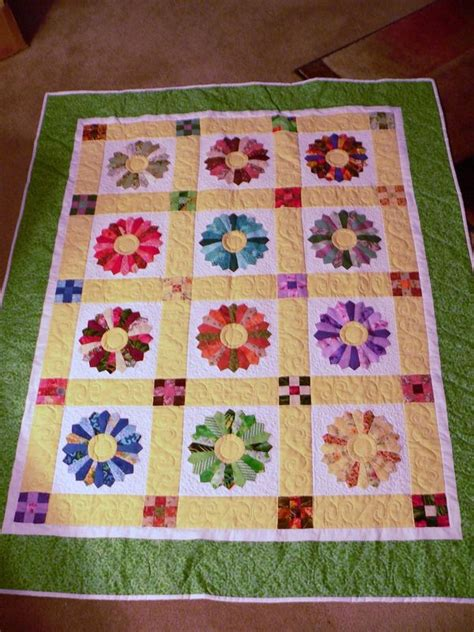 Quilting Board by Dresden Plate Tutorial