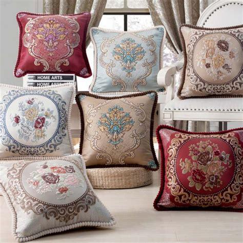 decorative throw pillows for bed european style luxury bed decorative throw pillows