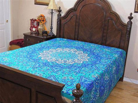bed tapestry blue elephant bed tapestry for hippie tapestries are
