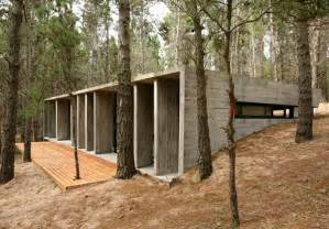 concrete homes plans amazing concrete house plan for a rustic forest home in