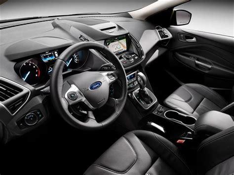 ford escape interior autos nuevos ford precios escape