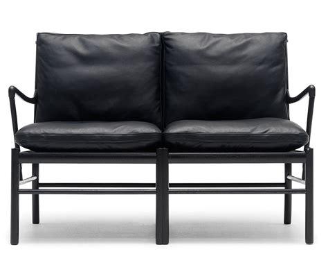 carl hansen colonial sofa ow149 2 colonial sofa hivemodern