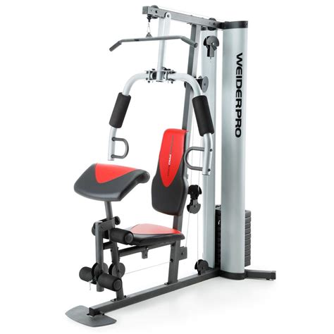 weider pro 6900 strength station 14922 the home