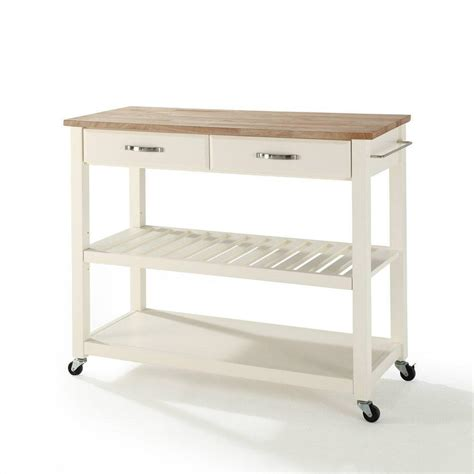 meryland white modern kitchen island cart 100 images