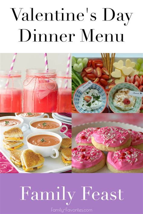 valentines family dinner menu day dinner food delivery 77098