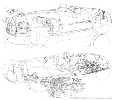 Formula 1 Sketches by Formula 1 Sketches Search Sketching