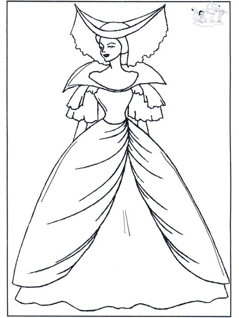 free fairy princesses coloring pages