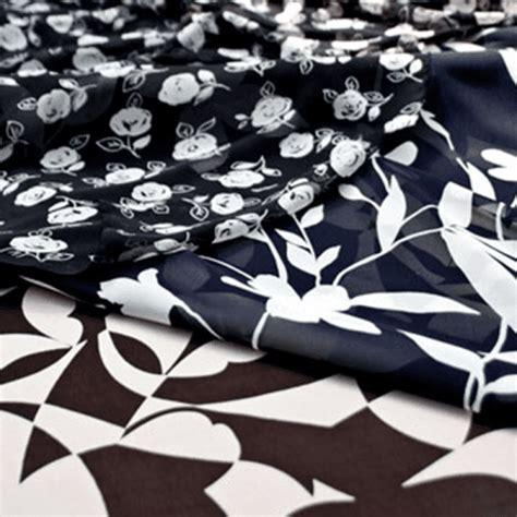 tessuti fiorati tessuti a stock alta qualit 224 e alta moda prato gieffe