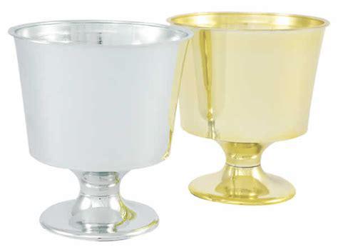 Silver Mint Julep Vases Small Urn 120 Series Vacuum Orna Metal