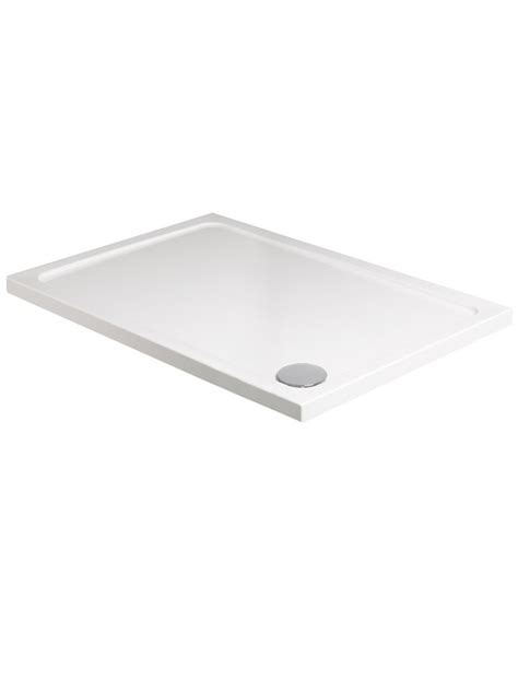 Slimline Shower Tray 1200 X 800 by Slimline 1200 X 800 Rectangle Shower Tray