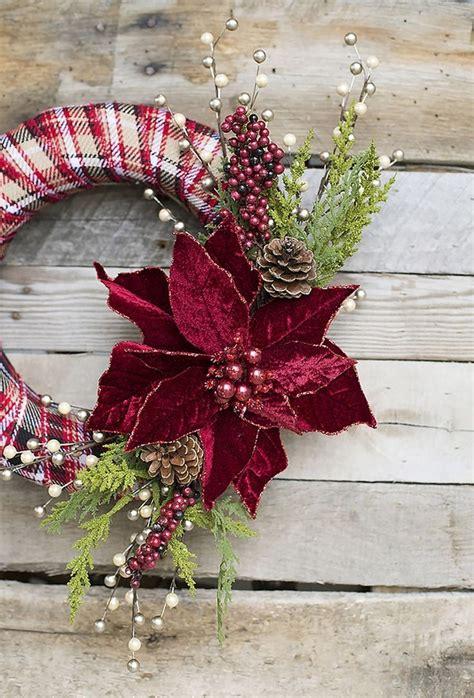 Composition Florale Noel à Faire Soi Même by Great Deco De Noel A Faire Soi Meme Couronne De