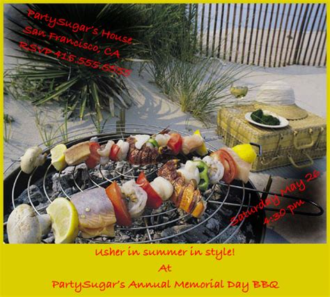 Come With Me Memorial Day Bbq come with me memorial day bbq invites popsugar food