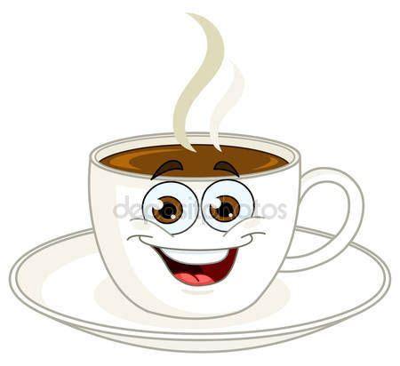imagenes animadas tomando cafe dibujos animados de taza de caf 233 archivo im 225 genes
