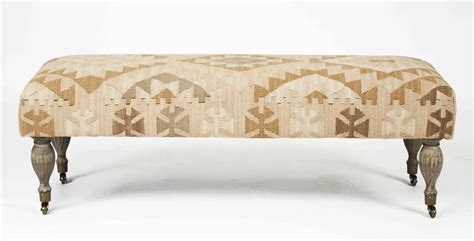 kilim benches and ottomans kilim ottoman bench 28 images chic antique 19th