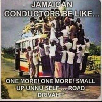 Jamaican Meme - jamaican conductors be like jamaicansbelike meme