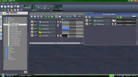 tutorial linux multimedia studio linux multimedia studio lmms how to use basic features