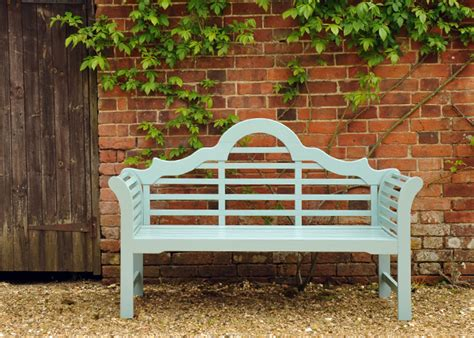 painted wooden garden benches uk painted garden bench uk modern patio outdoor