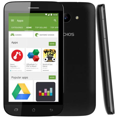 helium android archos 40 helium 4g smartphones overview