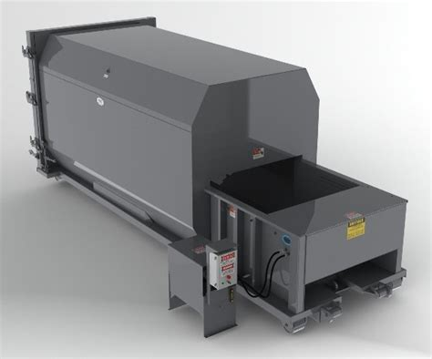 what is a trash compactor 25 yard self contained compactors