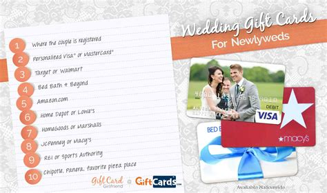 Can Visa Gift Cards Be Used On Ebay - top 10 wedding gift cards to buy for newlyweds gcg