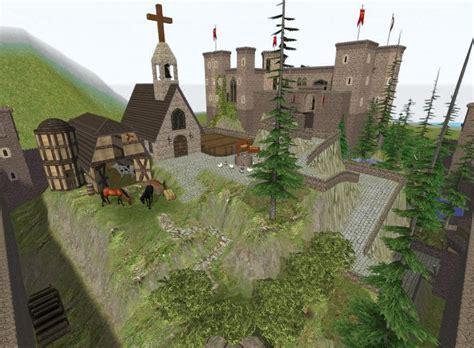 sims 4 medieval castle mod the sims a medieval castle