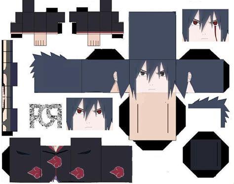 Sasuke Papercraft - sasuke papercraft 28 images sasuke cs2 vs deidara by