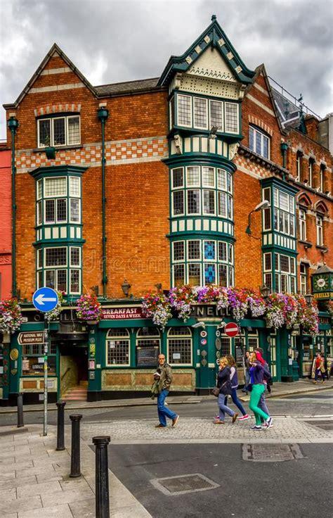 historic irish pub editorial stock image image  drink