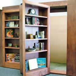 room bookcase door