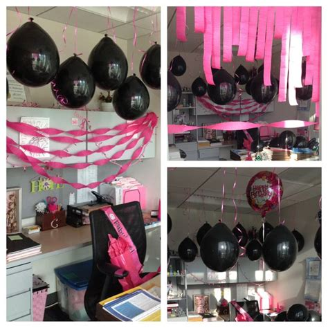 themes for decorating best 25 office birthday ideas on office