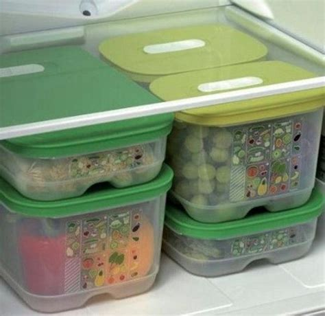 Vegetable Peeler Tupperware tupperware vegetable crispers fridgesmart containers 5pc