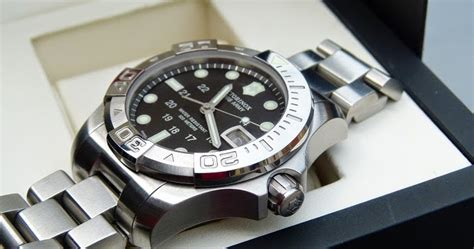 Sale Jam Swiss Army O373 jam tangan for sale victorinox swiss army dive master