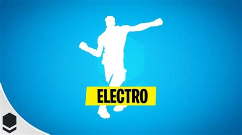 Electro Swing by Fortnite Electro Swing Emote Brand New Groove