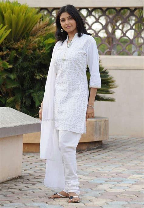 white salwar kameez latest styles sheclickcom