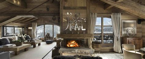 French Livingroom by Chalet Pearl Ski Courchevel 1850 France Ultimate Luxury