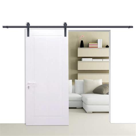 Closet Door Hanger by Sliding Barn Wood Door Closet Hanger Gear Kit Door Track