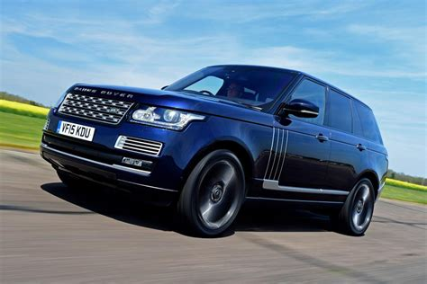 land rover electric range rover to lead jaguar land rover s electric charge