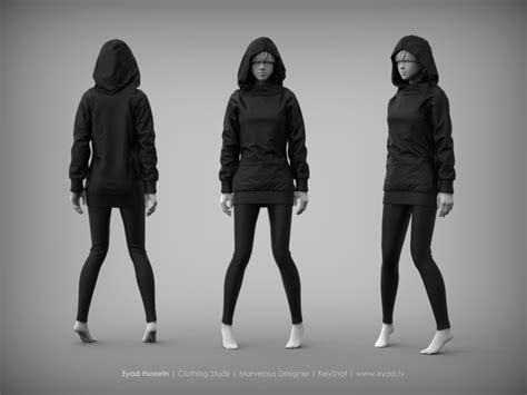 designer clothes marvelous designer clothes course review by character