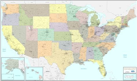 map usa rolled united states wall maps