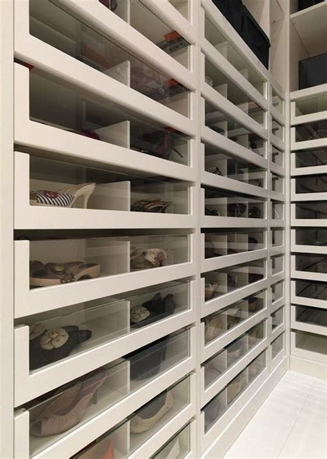 Shoe Storage With Drawers by 18 Ways To Improve Shoe Storage