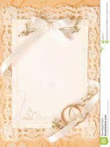 wedding invitation card stock photo image of floral celebration 2844212