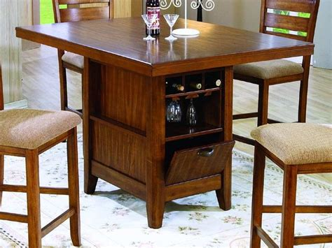 kitchen island storage table best 25 kitchen table with storage ideas on