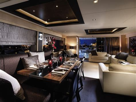 Bathroom Countertop Decorating Ideas life in the interiors of a luxury yacht weekly
